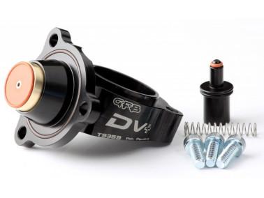 GFB DV+ T9359 Schubumluftventil für VAG 2.0 TFSI Golf 7 R & GTI Clubsport, Audi S3 8V und Seat Leon Cupra 5F