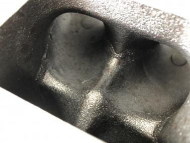 1.8T T3 Topmount Gusskrümmer D5S - Wastegate
