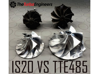TTE485 IS20 Golf 7 GTI Hybrid Upgrade Turbolader