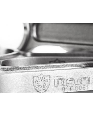 VR6 164mm TUSCAN Integrated I-Schaft Stahlpleuel