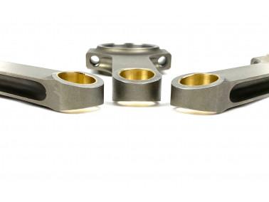 2.0 TFSI  Arias H-Schaft Stahlpleuel EA113 144mm