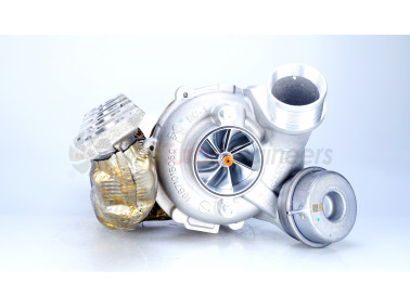 TTE777 EVO Upgrade Turbolader 2.5 TFSI TTRS RS3