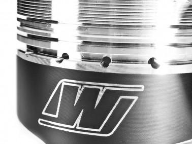 Wiseco 2.8l 24V VW Golf 4 Schmiedekolben