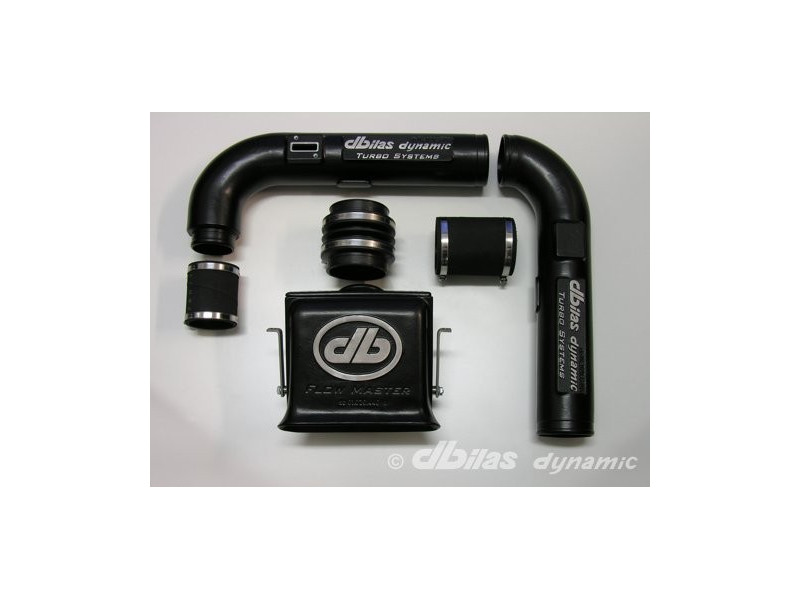 2.0 TFSI K03 DBilas FlowMaster Air Intake Kit EA113 Golf 5