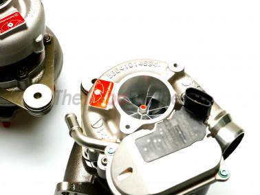 TTE850+ Porsche 991.2 Turbo S Upgrade Turbolader