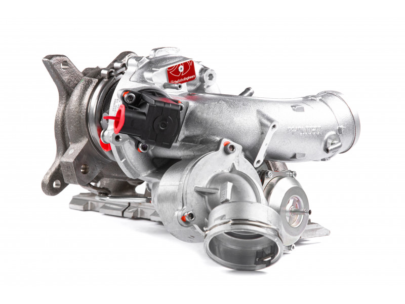 TTE450 EA888 Golf 6 GTI Hybrid Upgrade Turbolader