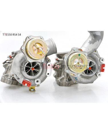 TTE550 2.7T Upgrade Turbolader RS4