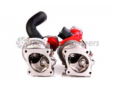 TTE600 2.7T Upgrade Turbolader RS4