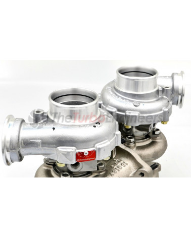 TTE850+ 2.7T Upgrade Turbolader RS4