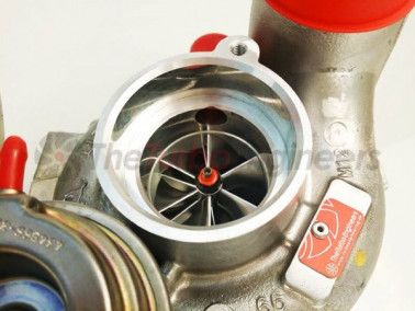 TTE850M+ S63 Upgrade Turbolader