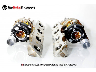 TTE9XX 4.0 TFSI Upgrade Turbolader