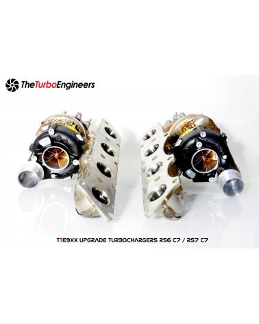 TTE9XX 4.0 TFSI Upgrade Turbolader