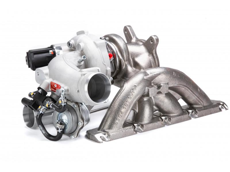 TTE420 EA888 K04-064 Hybrid Upgrade Turbolader VW Golf 6 GTI Audi A3 TT