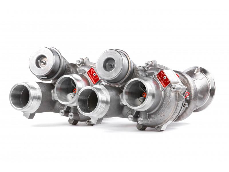 TTE760+ M177 4.0 C63 GT GTS G63 AMG Upgrade Turbolader