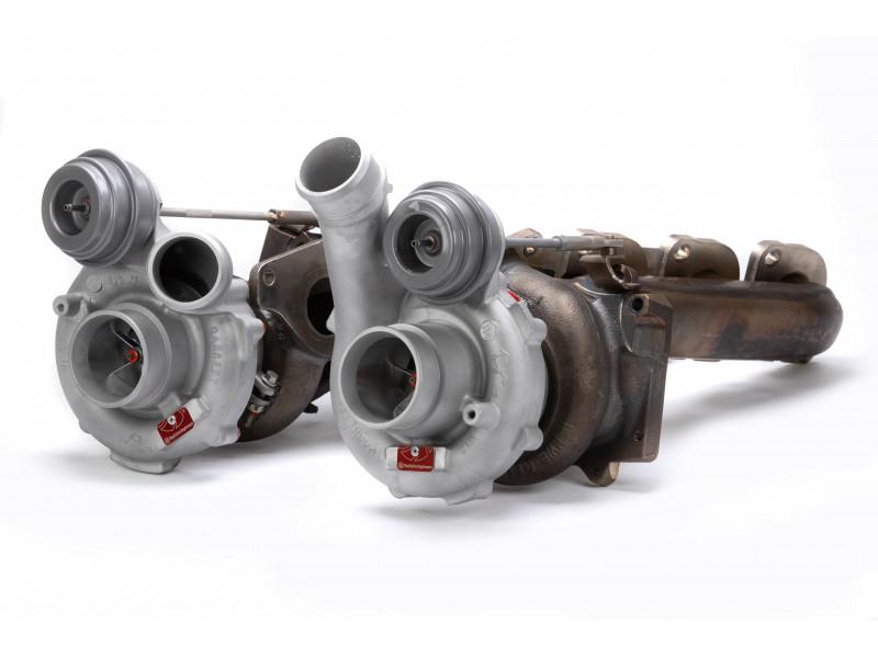 TTE900+ M157 5.5 E63 AMG Upgrade Turbolader