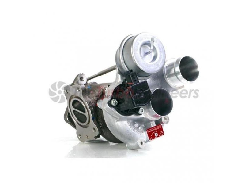 TTE300 Mini R56 R58 JCW / Peugeot 207 Upgrade Turbolader