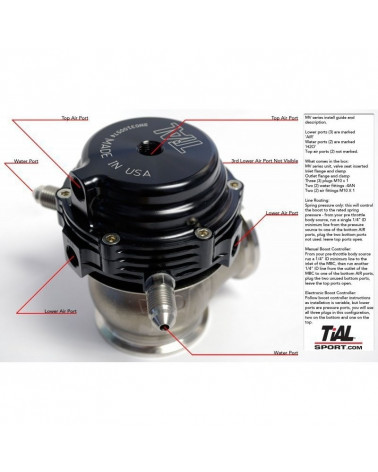 Tial MV-S Wastegate 38mm