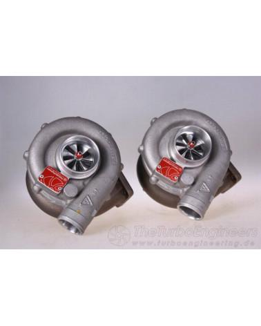 TTE 400R Porsche 930 Turbo Upgrade Turbolader
