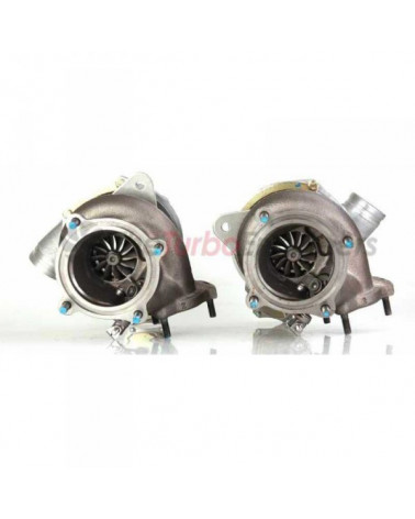 TTE800 K24.2 Porsche 993 / 996 Turbo Upgrade Turbolader