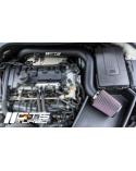2.0 TFSI CTS Turbo Luft Ansaugung Air Intake K04 EA113