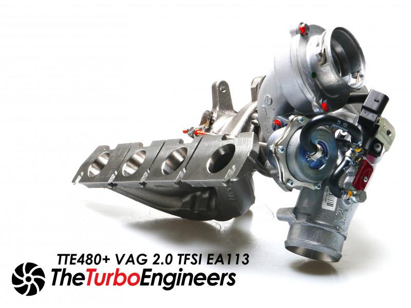TTE480 EA113 Hybrid Upgrade Turbolader
