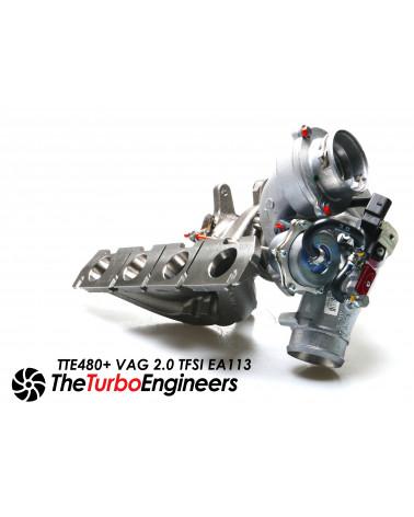 TTE480+ 2.0 TFSI EA113 K04-064 Hybrid Upgrade Turbolader Golf 5 6
