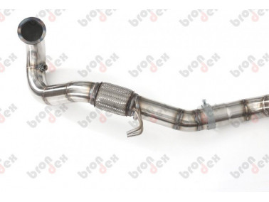 Golf 7 R / MQB Downpipe Brondex 76mm 2.0 TSI