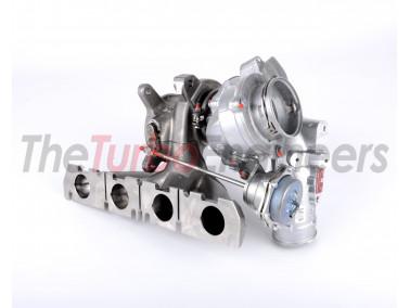 TTE440 K04-064 9-Blade 1.8T 20V Quer Hybrid Upgrade Turbolader