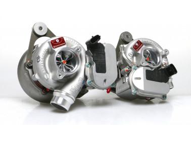 TTE720 991 1&2 Turbo Upgrade Turbolader