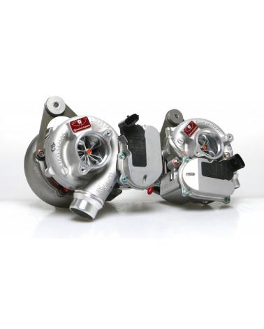 TTE800 Porsche 991 1&2 Turbo Upgrade Turbolader