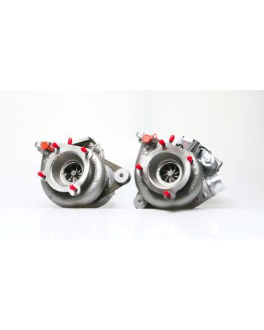 TTE800 991 1&2 Turbo Upgrade Turbolader
