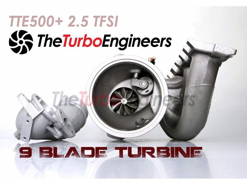 TTE500 2.5 TFSI Upgrade Turbolader RS3