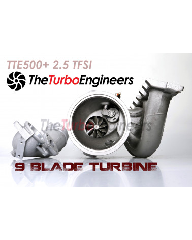 TTE500+ 2.5 TFSI RS3 Upgrade Turbolader